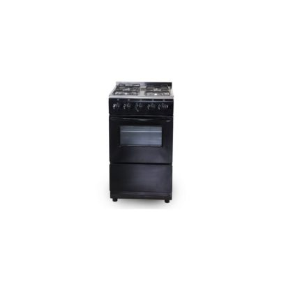 ZEERA 4 PLATE GAS STOVE WITH GAS OVEN BURNER – MSY50004